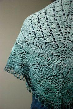Ravelry: Algiers pattern by Kirsten Kapur