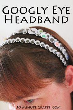 Googly Eye Headband
