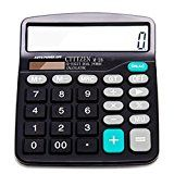 #10: Calculator Everplus Electronic Desktop Calculator with 12 Digit Large Display Solar Battery LCD Display Office Calculator - phones (http://amzn.to/2cumGsb) printers (http://amzn.to/2cunwoO) shredders (http://amzn.to/2bXf0y6) projectors (http://amzn.to/2ch8mil) scanners (http://amzn.to/2bMXiIv) laminators (http://amzn.to/2ch9P8C)