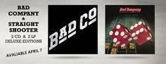 Bad Company - Rock and Roll at It's Best! But only the original Paul Rodgers era (1973–1982)