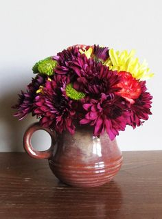 Florist Secrets: How To Process Fall Flowers Like a Pro Apartment Therapy Tutorial | Apartment Therapy