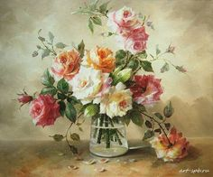 Gallery.ru / Фото #13 - Любимые розы - Anneta2012