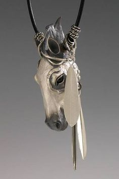 handcrafted animal totem jewelry, horse Jewelry, Handcrafted Silver horse Jewelry, horse totem