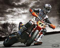 Supermotard #racetech
