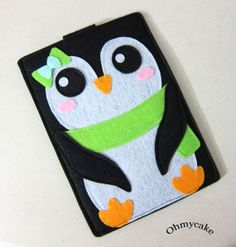 Penguin Kindle Case -- I WANT THIS!!!
