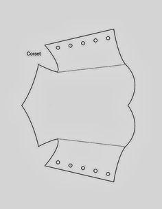 Tutorial with Tem - corset Fun Fold Cards, Folded Cards, Corset Invitations, Diy Corset, Sheet Music Art, Card Making Templates, Diy Vetement, Dress Card, Shabby Chic Crafts