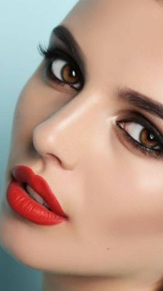 15 Best Red Lipstick Shades For Women in 2020 Lovely Eyes, Most Beautiful Faces, Beautiful Lips, Pretty Eyes, Beautiful Women, Red Lipstick Shades, Best Red Lipstick, Red Lipsticks, Shades For Women