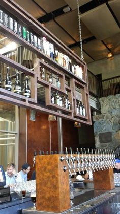 I want to go here. Stone Brewery Bistro