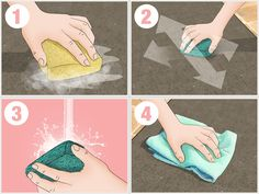How to Maintain a Corian Countertop -- via wikiHow.com