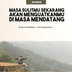 Bersabarlah dengan Masa Sulitmu Sekarang Anime Motivational Quotes, Inspirational Quotes, Reminder Quotes, Self Reminder, Study Motivation Quotes, Life Motivation, Muslim Quotes, Islamic Quotes, Quotes Indonesia
