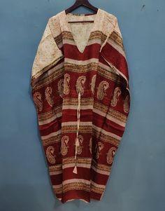Red Silk Robe, Silk Kimono Robe, Long Kimono, Kimono Jacket, Silk Dress, Cotton Kaftan, Silk Kaftan, Tie Dye Fashion, Silk Sleepwear