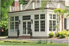 Entitled Even though historical within strategy, your pergola may be going through a contemporary renaissance Four Seasons Room, 4 Season Room, Sunroom Addition, Enclosed Porches, Room Additions, Exterior, Backyard Pergola, My House, Beautiful Homes