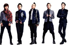 one of my favorite kpop groups, BIGBANG :). #kpop #bigbang