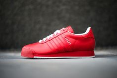 adidas Originals Samoa Poppy/Run White