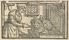 Witch pictured feeding her familiars with blood, in A Rehearsall both Straung and True, of Hainous and Horrible Actes Committed by Elizabeth Stile / British Library Witch Powers, Witch History, Maleficarum, Witch Pictures, Mystery, Demonology, British Library, Book Of Shadows, Archetypes