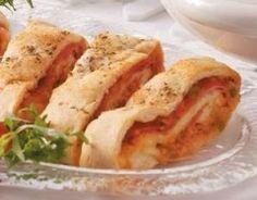 Pizza Enrollada, Cocina para Diabeticòs, Dietas