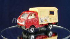 TOMICA 31 SUZUKI CARRY METAL VAN 1980   1/55   JAPAN   31B-5   BENTO   NO BOX Suzuki Carry, Bento, Recreational Vehicles, Diecast, Nissan, Van, Metal, Boxing, Camper Van