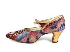 Deco Shoes - 1920's