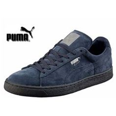 Puma Suede Classic Mono Navy 362101_03
