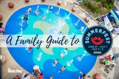Summerfest - The Big Gig! There is so much for Milwaukee FAMILIES to enjoy at Summerfest and we've got your full guide to experience it all! Summer Fest, Big Music, Mom Blogs, Milwaukee, Festivals, Activities For Kids, Something To Do, You Got This, Families