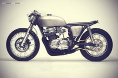 The Brat / Honda CB750 / Steel Bent Customs