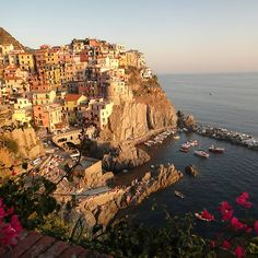 Manarola, Italy by Fiona Therese Grand Canyon, Art Photography, Italy, Inspired, Architecture, Water, Travel, Outdoor, Inspiration