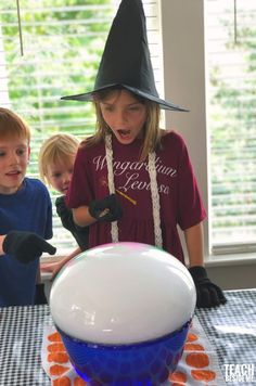 Harry potter dry ice crystal ball experiment Best Picture For kids science body For Your Taste You a