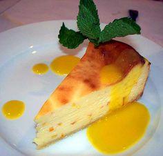 Seville Orange Cheesecake