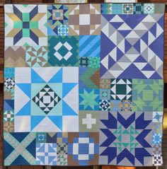 Happy Quilting: Modern Building Blocks - Back to Nature Edition