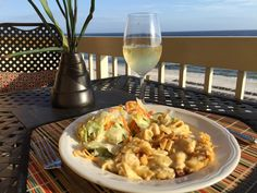 Dining with a View: Easy Chicken Noodle Casserole Chicken Noodle Casserole, Beach Vacation Rentals, Panama City Beach, Pasta Salad, Noodles, Food To Make, Favorite Recipes, Meals, Dining
