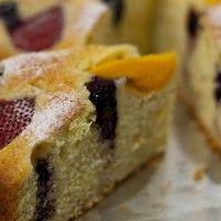 Baked Fruit Cake using Turbo Oven