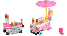"MEGA-BLOKS-Barbie-kiosk  | Legetøj fra TOYS""R""US - 140kr"