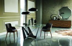 Cattelan Italia Tisch Skorpio Round Modern TableItalyDining TableProducts