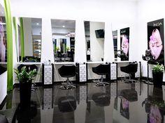 Marvelous Rumyantsevau0027s Beauty Salon Interior Design And Visualization In Odessa.