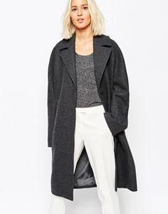 Weekday Oversize Cocoon Coat