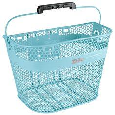 Electra QR Linear Basket in Powder Blue