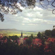 the view, Srebrna Gora(by o l g a)