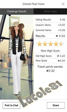 Best look #1 for Architecture Tour in Shanghai: Oriental Pearl Tower #covetfashion #covetjetsets