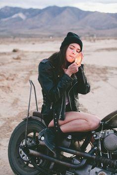 biker style