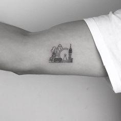 London Tattoo Idee - diy tattoo images - Tattoo World