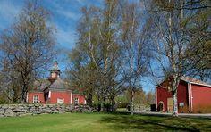 Petalax kyrka - Petalax hembygdsförening r.f.
