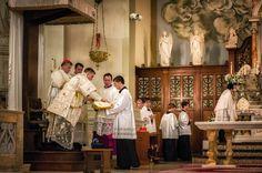 Allison Girone   2nd Batch of Photos from Raymond Cardinal Burke 's Pontifical Solemn High Mass at Saint Peters Catholic Church @[_1p01jfm2u#Steubenville]