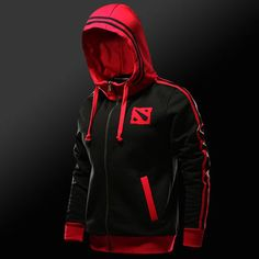Hoodie Dota 2 game Logo INT - Idol Store - Geek Cloud