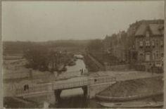 De Stadhouderslaan in aanbouw in 1899 (hoek Groot Hertoginnelaan) The Hague, Groot, Holland, Dutch, The Nederlands, Dutch Language, The Netherlands, Netherlands