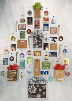 Smart Retailer Magazine - Display Gallery - Design a Wall Tree for a Shining Focal Point