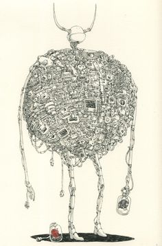 Heart by Mattias Adolfsson *