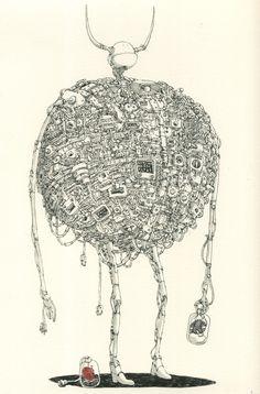 Heart by Mattias Adolfsson *