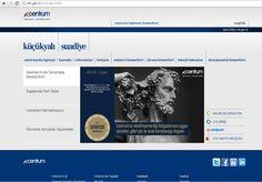 #interactive #design #web #website #cth #centrum #karbonltd