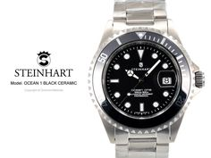 Ocean 1 Black Ceramic Best  value I have ever seen for watches.