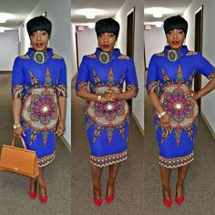 Collection of all the best and most trendy and also stunning ankara styles there are in the fashion world. Comprising of the best of the best ankara styles of all time African Wear, African Attire, African Fashion Dresses, African Women, African Dress, African Outfits, African Style, Ankara Styles For Kids, Unique Ankara Styles
